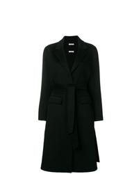 schwarzer Mantel von P.A.R.O.S.H.