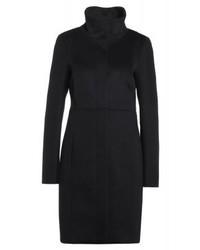schwarzer Mantel von Patrizia Pepe