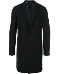 schwarzer Mantel von Paul Smith