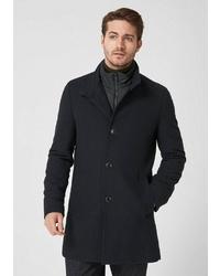 schwarzer Mantel von s.Oliver BLACK LABEL