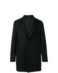 schwarzer Mantel von Tagliatore