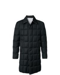 schwarzer Mantel von Thom Browne