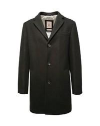schwarzer Mantel von Thomas Goodwin