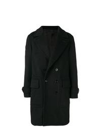 schwarzer Mantel von Tom Ford