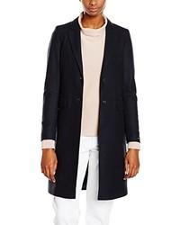e688fe7141eb1f Modische schwarzen Mantel für Damen von Tommy Hilfiger für Winter ...
