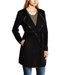 schwarzer Mantel von Vila