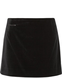 schwarzer Minirock von Marc Jacobs