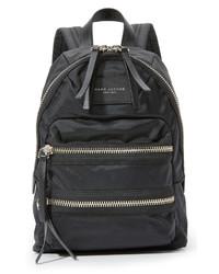 schwarzer Nylon Rucksack von Marc Jacobs