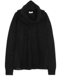 schwarzer Oversize Pullover von Acne Studios