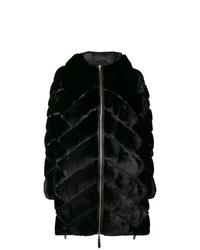 schwarzer Pelz von Liska