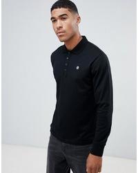schwarzer Polo Pullover von Diesel