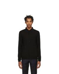 schwarzer Polo Pullover von Paul Smith