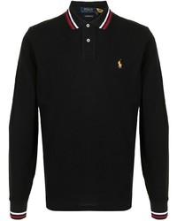 schwarzer Polo Pullover von Polo Ralph Lauren