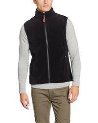 schwarzer Pullover mit einem Reißverschluß von Aigle