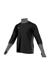 schwarzer Pullover von adidas