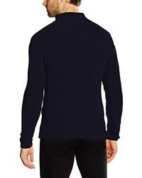 schwarzer Pullover von Armor Lux