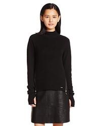 schwarzer Pullover von Diesel