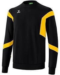 schwarzer Pullover von erima