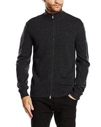 schwarzer Pullover von Hackett London