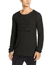 schwarzer Pullover von Lindbergh