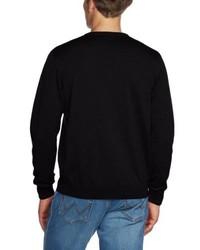schwarzer Pullover von Maerz