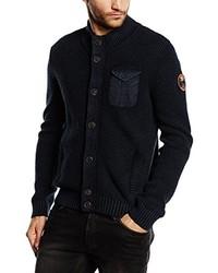 schwarzer Pullover von Napapijri