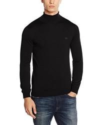 schwarzer Pullover von Pedro del Hierro