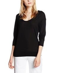 schwarzer Pullover von Splendid