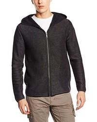 schwarzer Pullover von Strellson