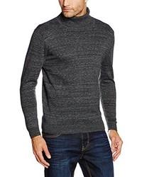 schwarzer Pullover von Tom Tailor