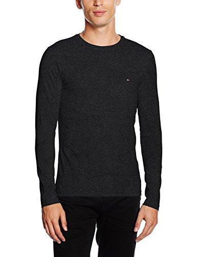 schwarzer Pullover von Tommy Hilfiger