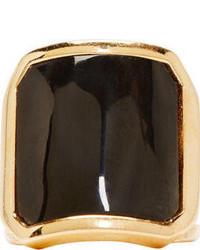 schwarzer Ring von Balmain