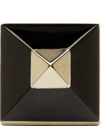 schwarzer Ring von Givenchy