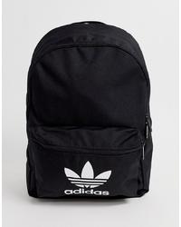 schwarzer Rucksack von adidas Originals