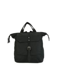 schwarzer Rucksack von Ally Capellino