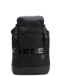 schwarzer Rucksack von Diesel