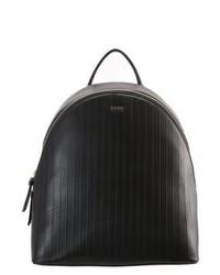 schwarzer Rucksack von DKNY