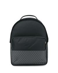 schwarzer Rucksack von Emporio Armani