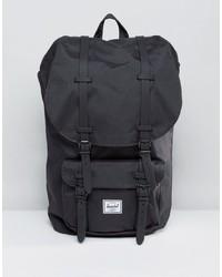 schwarzer Rucksack von Herschel Supply Co.