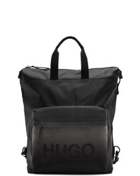 schwarzer Rucksack von Hugo