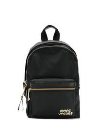 schwarzer Rucksack von Marc Jacobs