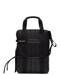 schwarzer Rucksack von Moncler Genius