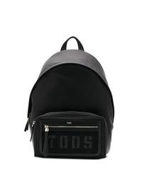schwarzer Rucksack von Tod's