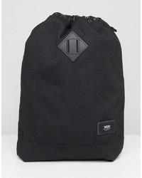 schwarzer Rucksack von Vans