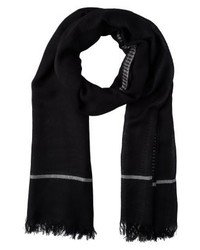 schwarzer Schal von Becksöndergaard