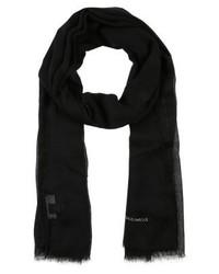 schwarzer Schal von Coccinelle