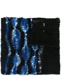 schwarzer Schal von Diesel