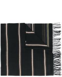 schwarzer Schal von Dondup