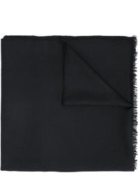 schwarzer Schal von Fendi