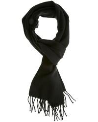schwarzer Schal von French Connection